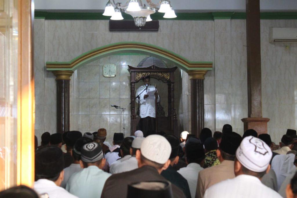 khutbah sholat idul fitri desa ringintunggal